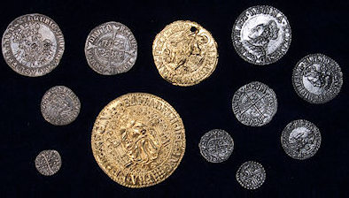 The King's shilling (1/2)