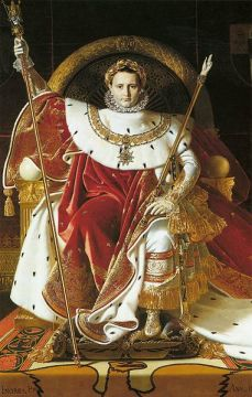 Napoleon_I_on_the_Imperial_Throne_-_WGA11834