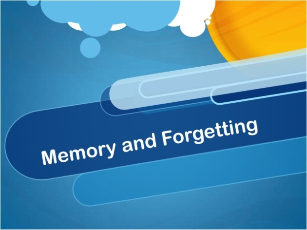 memory-and-forgetting