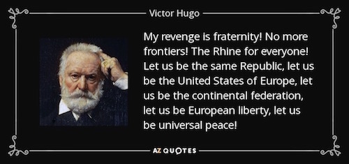quote victor hugo
